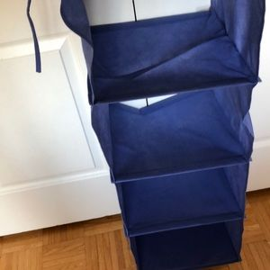 👔 IKEA Jäll hanging closet organizer NWOT